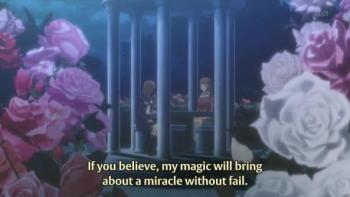 magic and miracles.. hmm