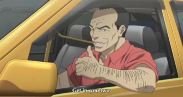 Senjougahara's dad real job