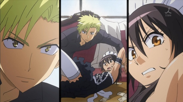 Kaichou wa maid-sama episode 8 english dub / Did you know