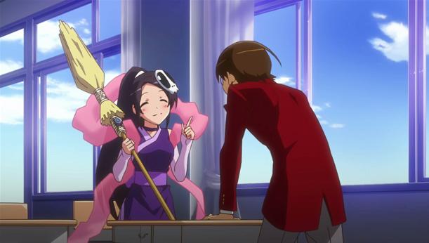 Le jeu de l'anime  - Page 3 The-world-god-only-knows-ep-1-impressions1