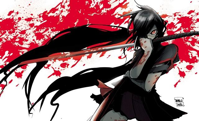 Kirino Yamazu Blood-c-ends-saya