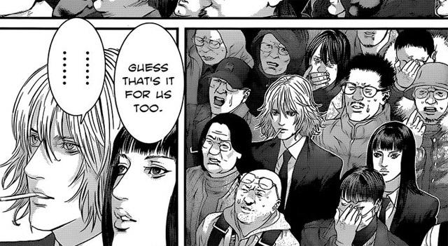 Gantz Reika Kurono